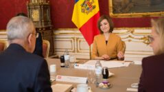 Austria will Donate 100,000 Doses of Vaccine to Moldova, Announced the President of Austria, Alexander Van der Bellen, During the Meeting with President Maia Sandu