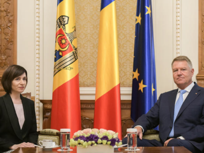 President Maia Sandu and the President of Romania, Klaus Iohannis, are Invited to Participate in the Solemn Session of the General Assembly of the Council of Local Authorities of Romania and Moldova