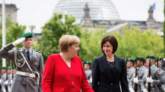 President Sandu will Pay an Official Visit to Germany