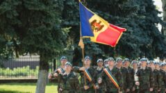 Moldova Sends Peacekeeping Troops in Kosovo