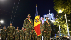 The Presidents of Poland, Romania, and Ukraine Visit Moldova on Independence Day