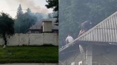 Several Detainees Put on Fire a Detention Block and Tried to Escape Prison