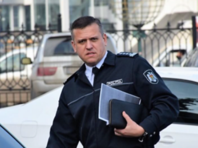 Prosecutors Request to Extend the Pre-Trial Detention of Former General Police Inspectorate Chief Alexandru Pînzari