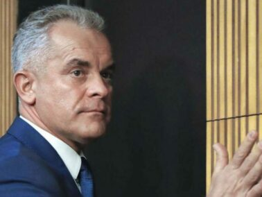 The Moldovan Authorities Announce the Former Leader of the Democrat Party Vladimir Plahotniuc Left Turkey's Territory