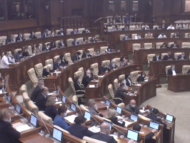 The Simple Motion of No Confidence Against the Minister of Justice Failed