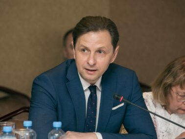 Deputy Prime Minister Vlad Kulminski and the head of the Reintegration Policy Bureau, Alin Gvidiani, Met with the OSCE Special Representative for the Transnistrian Settlement, Thomas Mayr-Harting