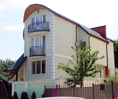 Дом семьи Додон в секторе Буюкань, Кишинев