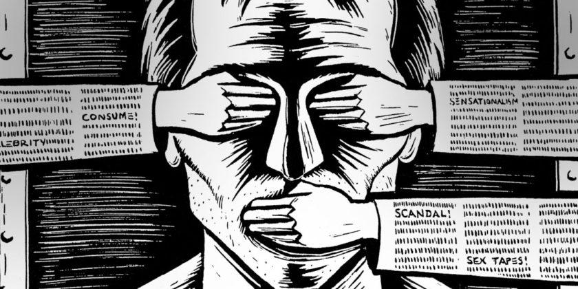 Какова роль свободной прессы в современном обществе и как бороться с фальшивыми новостями?