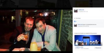Ион Клима и Александр Дьячук