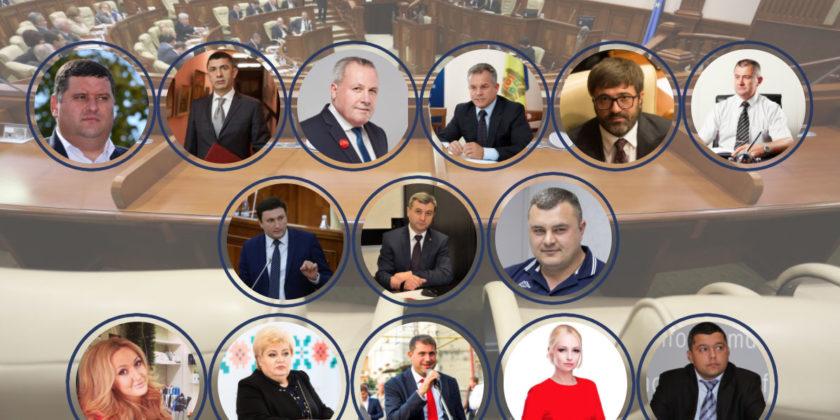Парламент-2019: Проблемы с неподкупностью, замещенные креслами ради иммунитета
