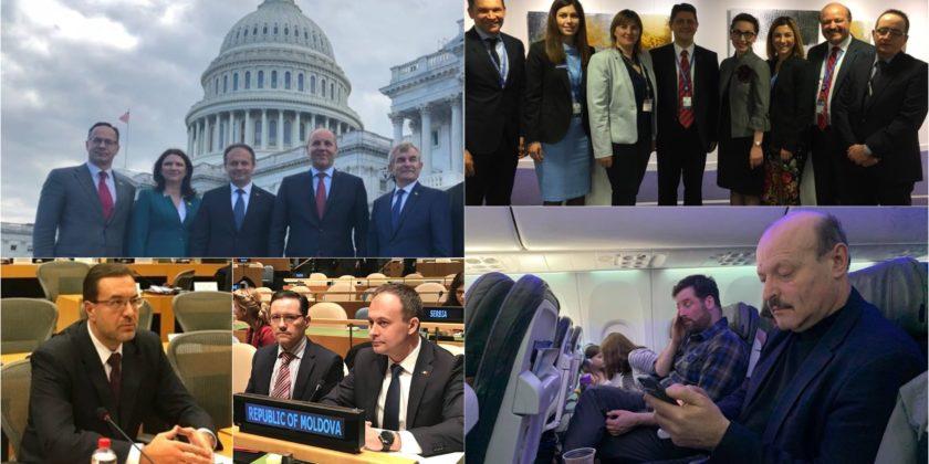 Депутаты-путешественники. Народные избранники, у которых было больше всего заграничных поездок