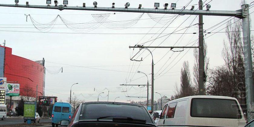 Нарушения в конкурсе по внедрению проекта мониторинга дорожного движения