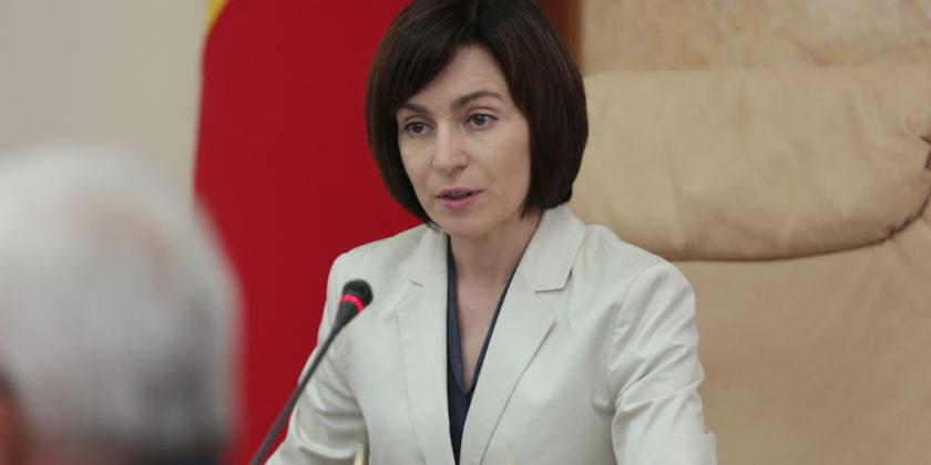 Послание Майи Санду прокурорам: Не скрывайтесь в офисах пока поменяется руководство
