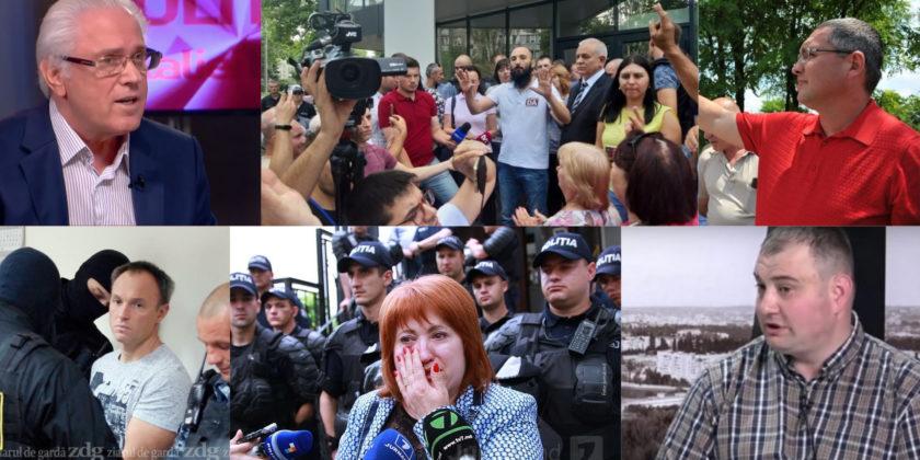 Осужденные в период правления Демпартии и освобожденные при новом правительстве