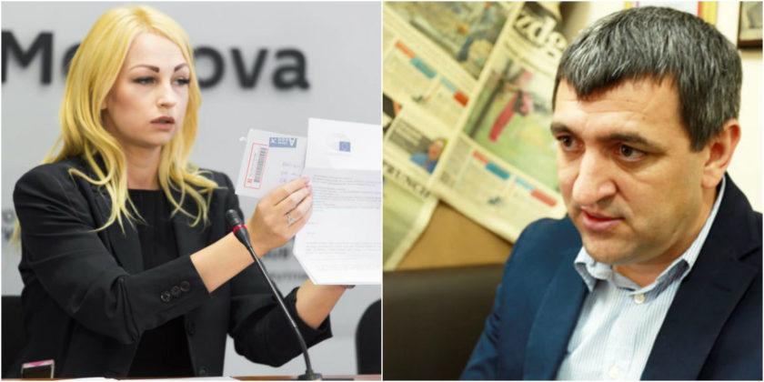 Таубер подала жалобу на Карпа, назвавшего ее «воровкой». Реакция депутата ACUM