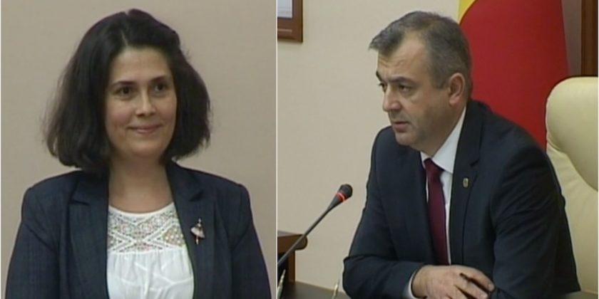 Премьер-министр назначил куму на должность главы Государственной канцелярии?