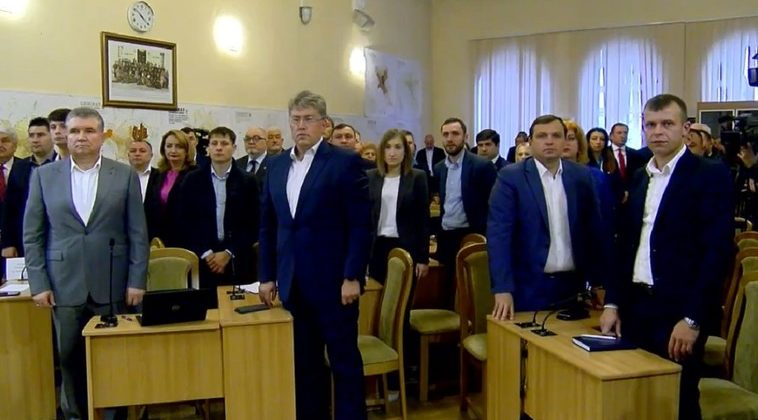 Блок ACUM в муниципальном совете Кишинева распался