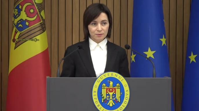Майя Санду: Кто может оценить, хороша ли реформа или нет: ЕС или депутат Боля?