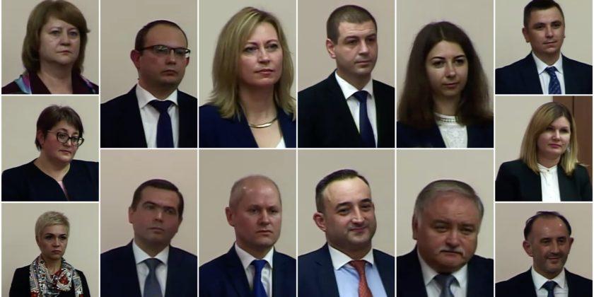 14 новых государственных секретарей. Некоторые из них также работали при правлении Демпартии