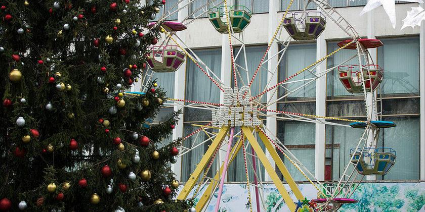 «Воспоминания» о зимних праздниках на миллионы