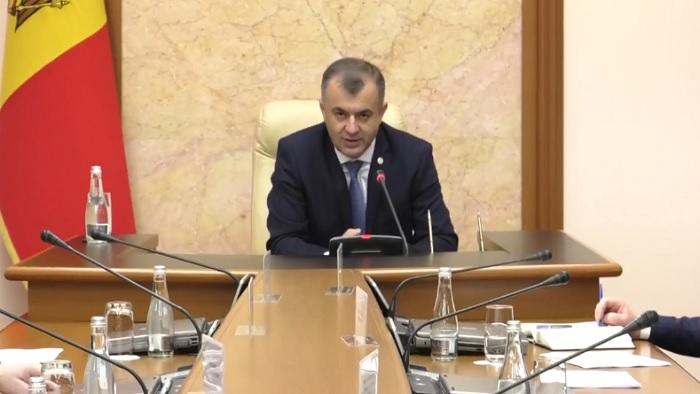 Сценарий, объявленный премьер-министром Молдовы, на случай, если Украина и Россия не достигнут соглашения по транзиту газа