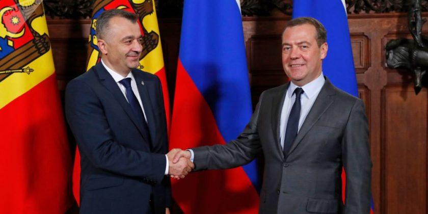 Министр финансов Молдовы о том, на каких условиях Россия может предложить кредит на 500 тысяч долларов