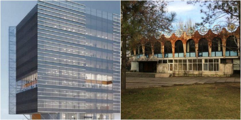 Компания, которая собиралась построить многоэтажный центр вместо кафе «Гугуцэ», подала в суд на Министерство просвещения