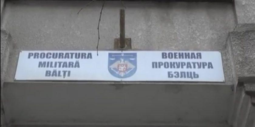 Бывший главный военной прокурор Бельц приговорен к трем годам лишения свободы с отсрочкой исполнения наказания