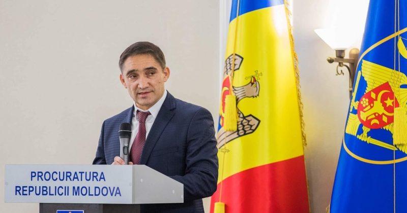 Генпрокурор Молдовы о внешнем финансировании ПСРМ