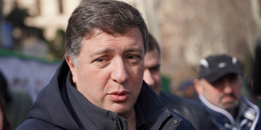 Один из лидеров оппозиции Грузии и бывший мэр Тбилиси осужден на три года тюрьмы