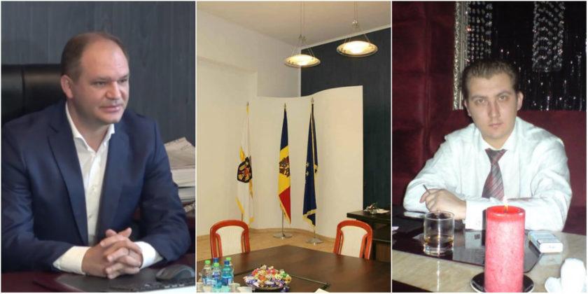 Подробная информация о друге-филантропе мэра столицы, который заплатил 60 тысяч леев за ремонт офиса бывшего коллеги