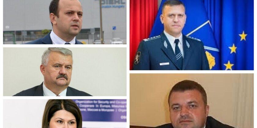 Резюме и имущество новых министров, предложенных ДПМ в правительство Кику