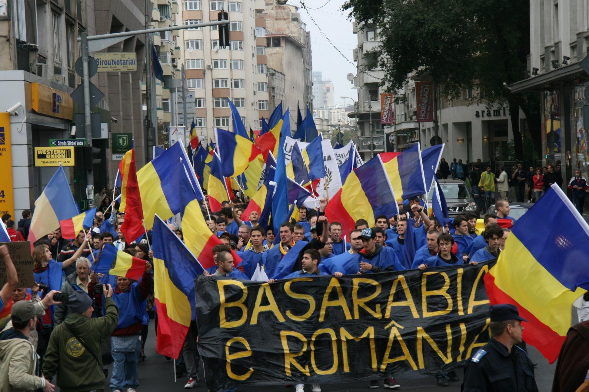 Бессарабия – это Румыния