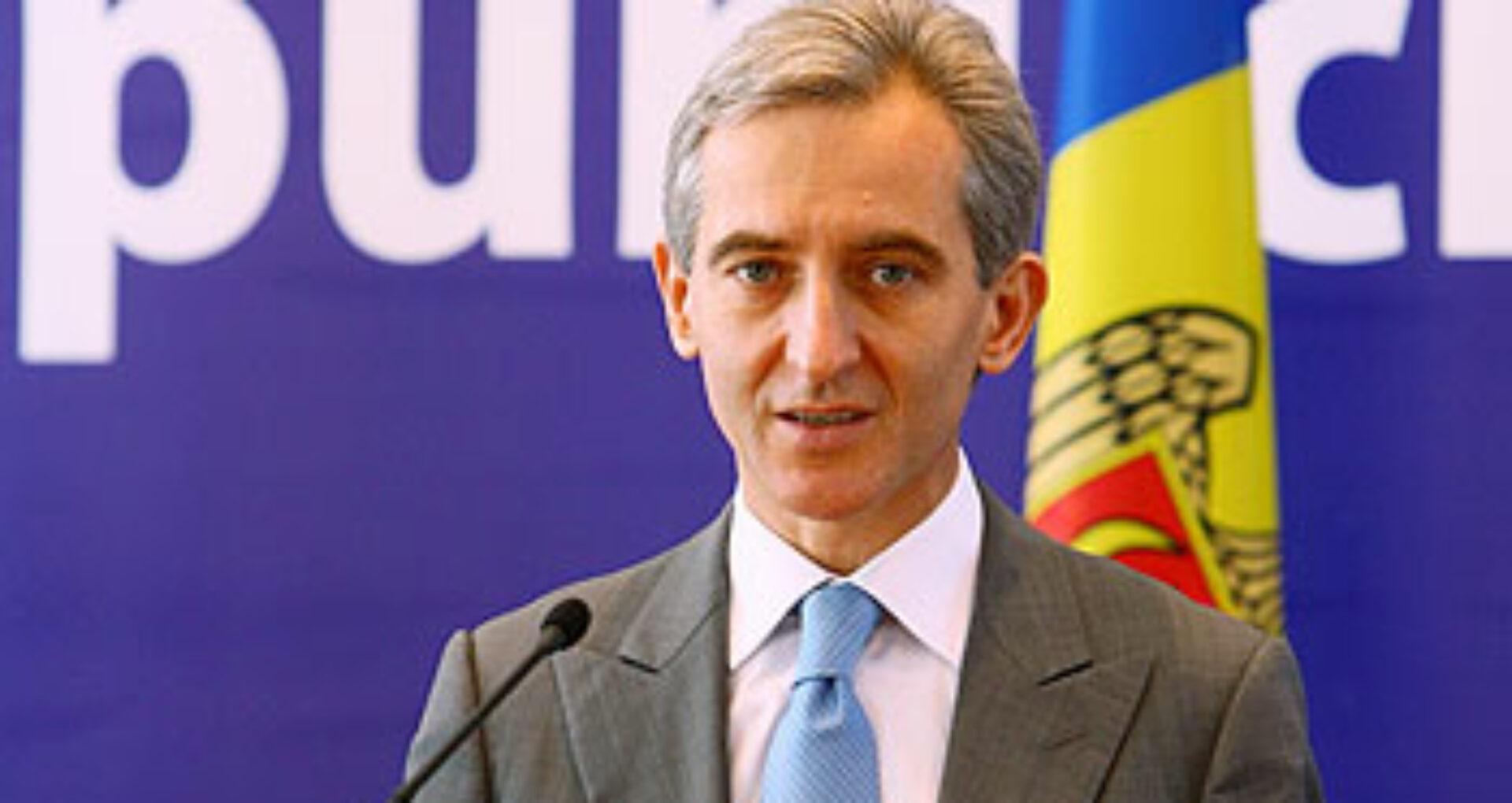 """De la Partidul Popular European la Blocul electoral """"Iurie Leancă"""""""