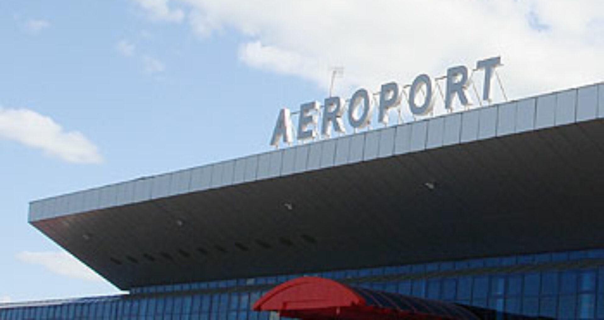 Amenințare cu explozie la Aeroportul din Chișinău