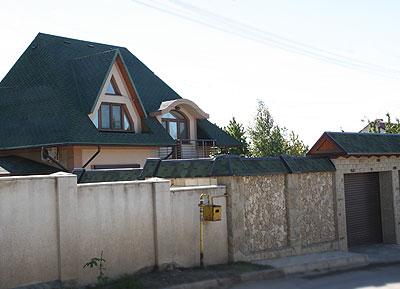 Căsuţa de milioane a judecătorului Namaşco in orasul Codru