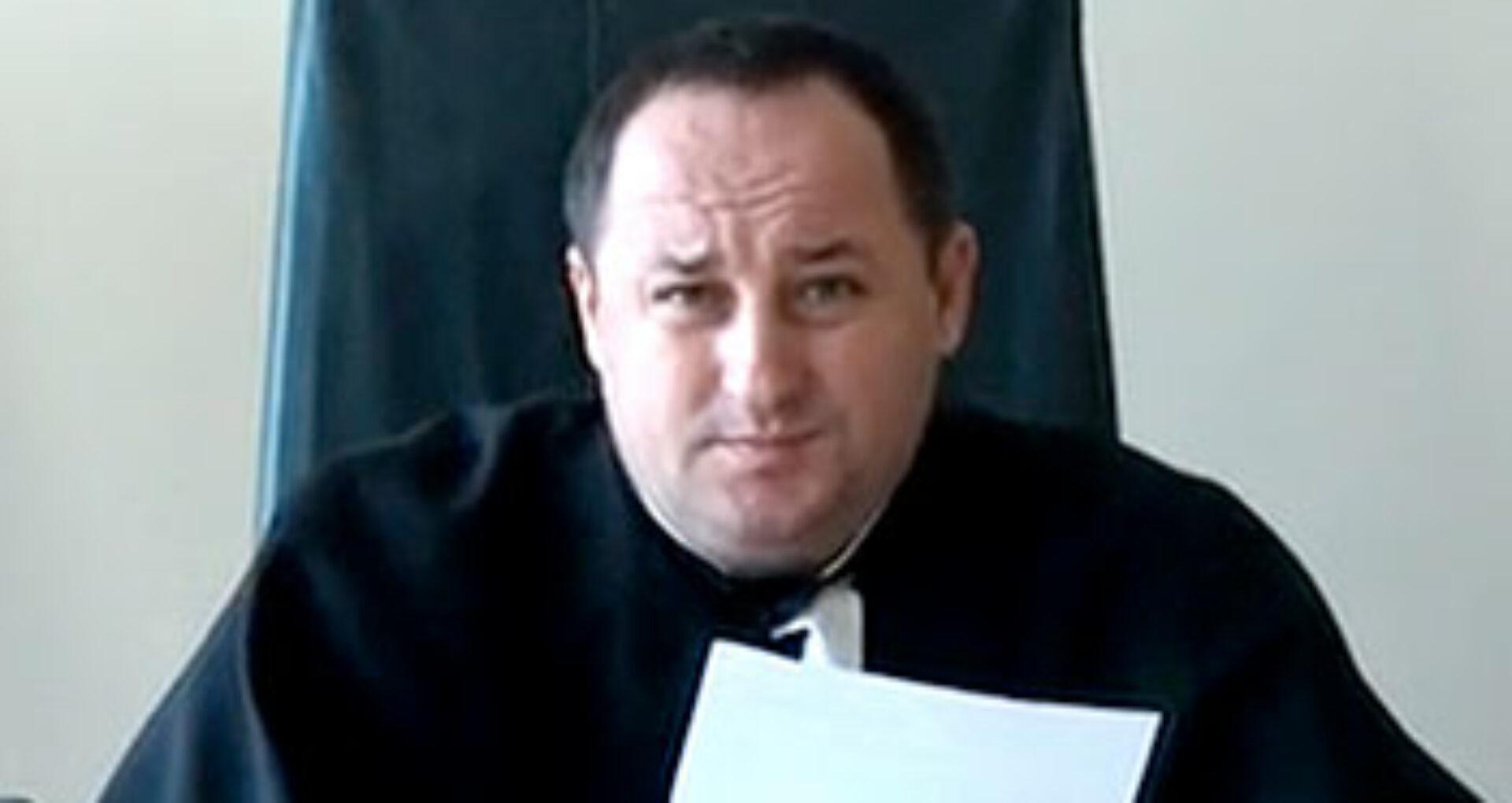 Un alt judecător va decide prelungirea arestului lui Filat. Cine este Mihail Diaconu?