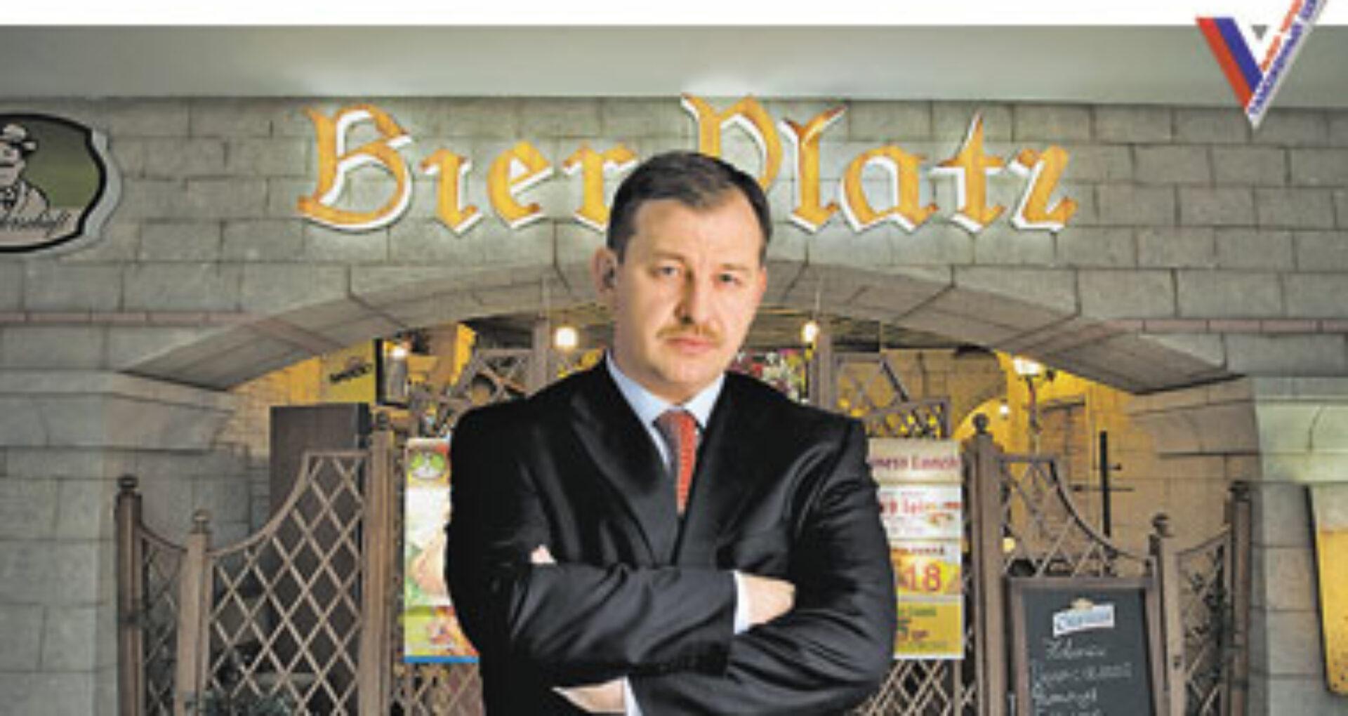Victor Şelin:  Anti-european în politică,  pro-european în business