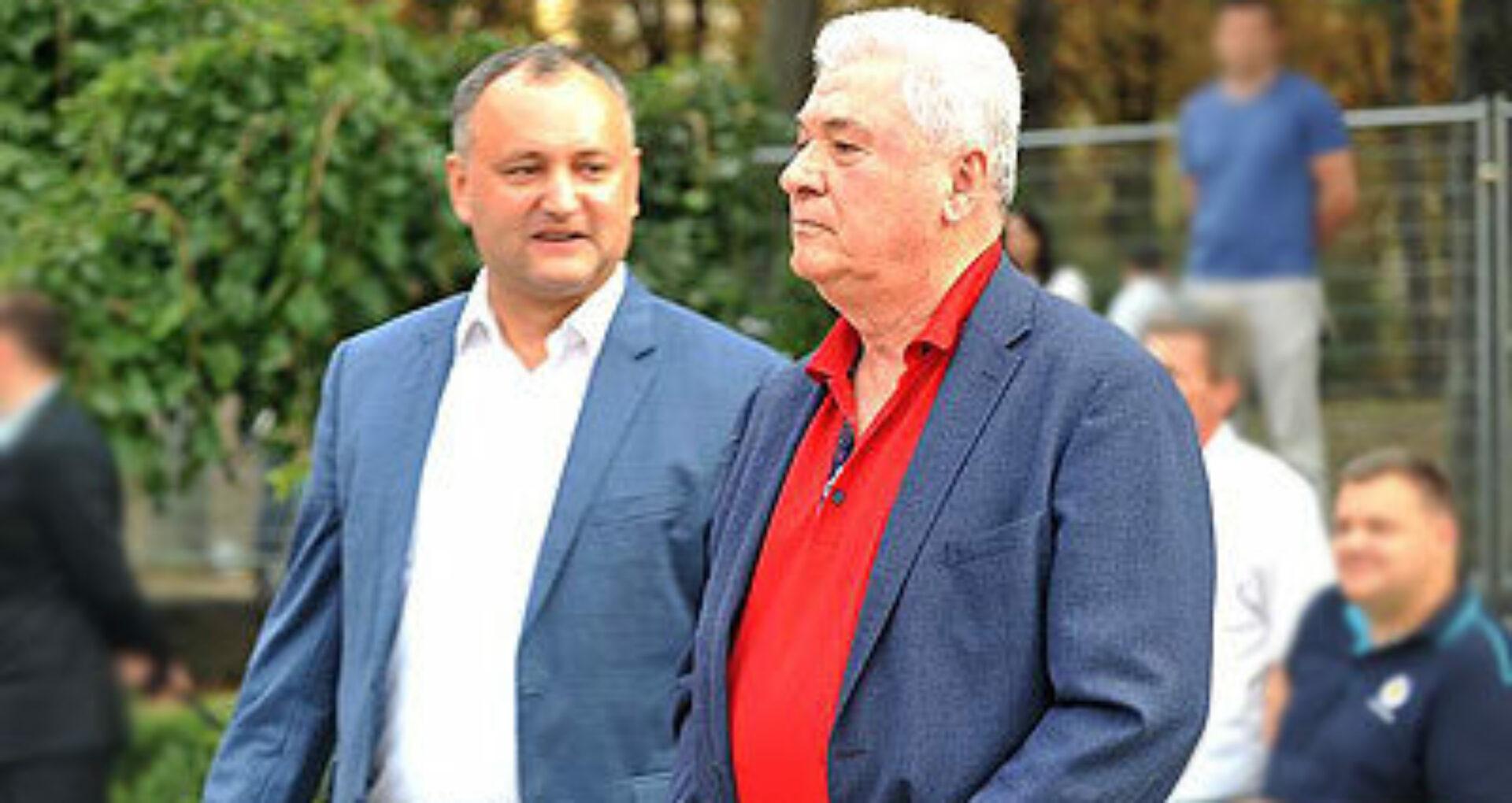 Backgroundul antieuropeanului Igor Dodon:  Donaţii electorale suspecte şi plocoane la Moscova