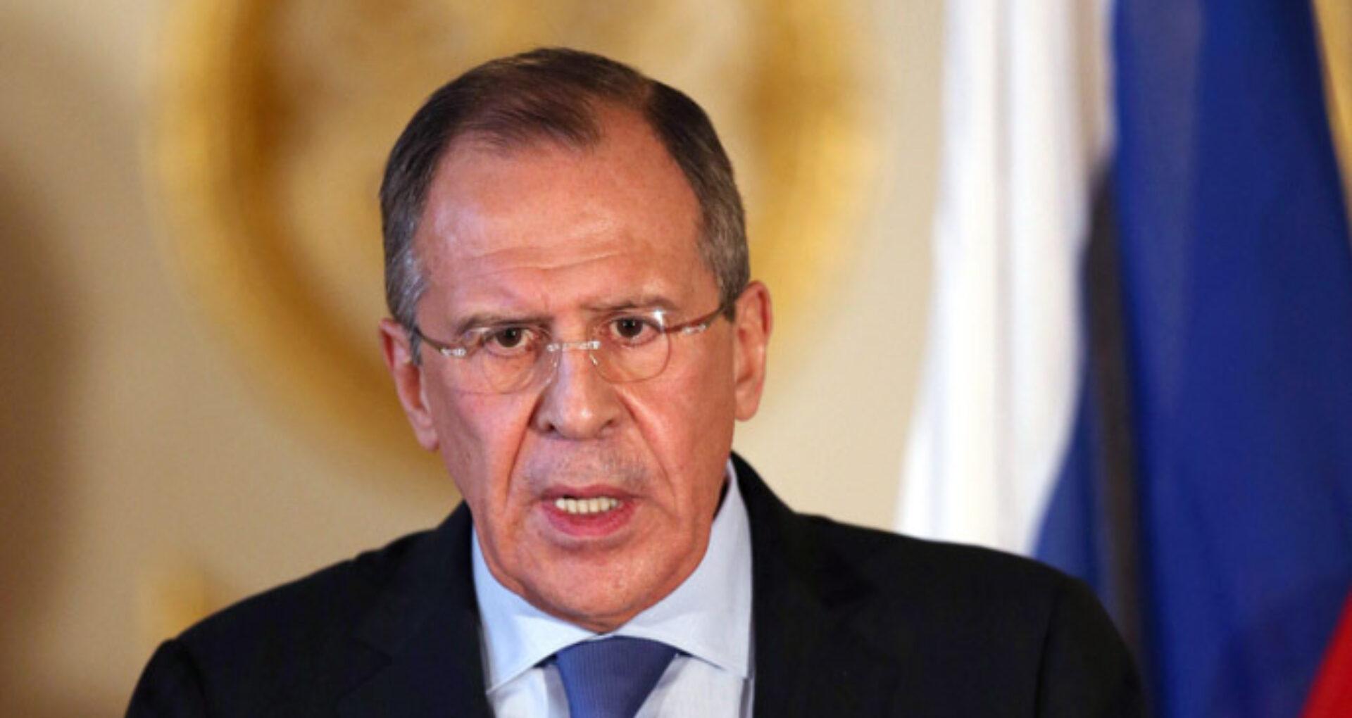 Ministrul de Externe rus, Serghei Lavrov acuză comportamentul SUA în Republica Moldova: Partenerii americani nu permit o nouă coaliție Maia Sandu – Igor Dodon