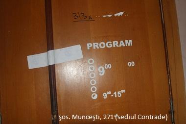 Muncesti 271, sediul Contrade, admin Iuhimet Alexei, constructor