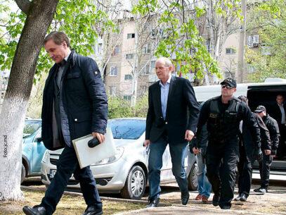 Andrei Usatâi eliberat din penitenciar