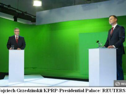 Suspans incredibil în al doilea tur de scrutin al alegerilor prezidențiale din Polonia