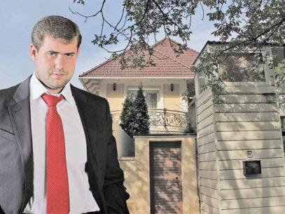"""""""Închisoarea"""" lui Shor pusă în gaj pentru 100 de milioane de lei"""
