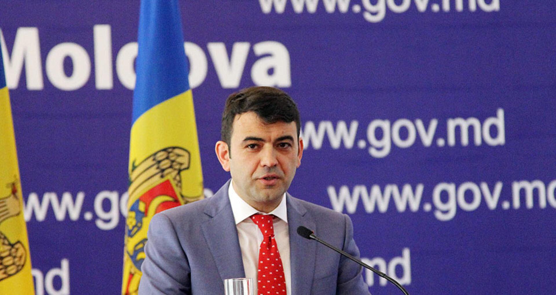 Gaburici și-a anunțat demisia
