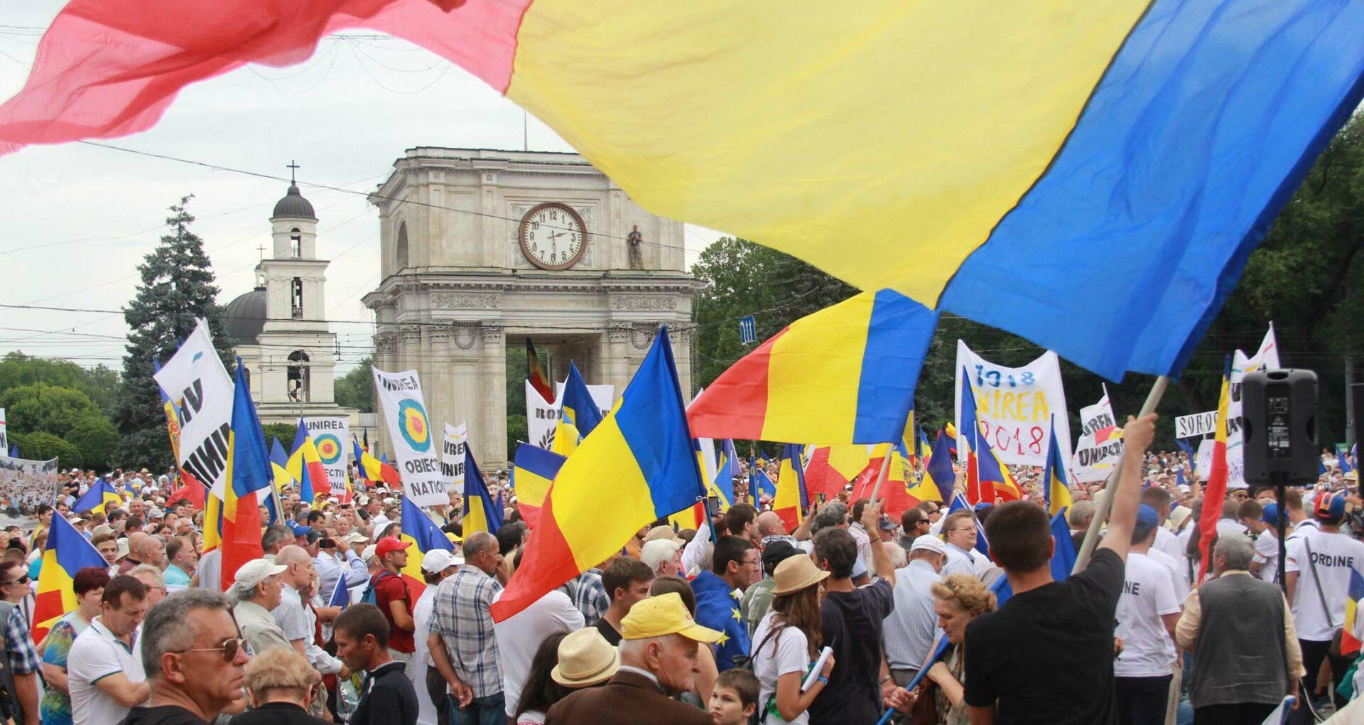 """[Foto-Reportaj] Marea Adunare Națională. ,,A venit timpul ca R. Moldova să-și regăsească identitatea națională"""""""