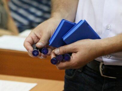 Numărul total al secțiilor de votare constituite de CEC pentru alegerile parlamentare anticipate din 11 iulie curent