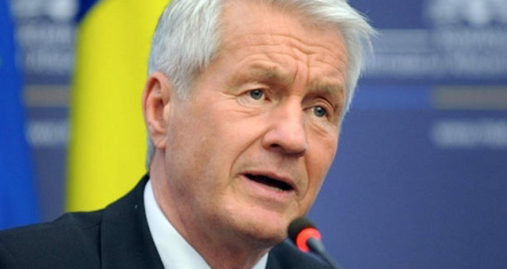 Care a fost, de fapt, subiectul discuției dintre Plahotniuc și secretarul general al Consiliului Europei?
