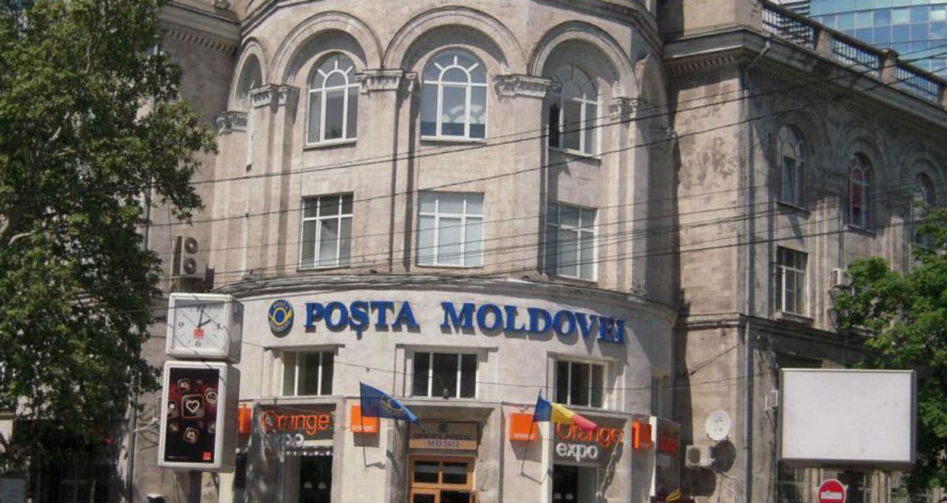 Poșta Moldovei a reluat expedierile poștale din China