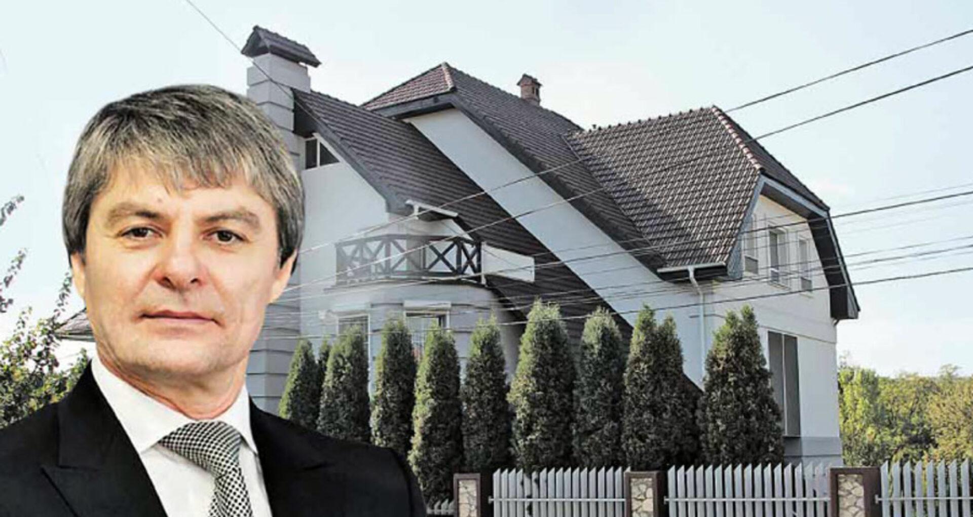 Milionarul de la Economie, reținut de CNA: proprietăți de milioane și casă de lux pe numele mamei pensionare